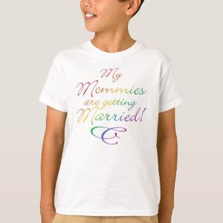 Meine Mamas erhalten verheiratet T-Shirt
