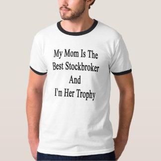 Meine Mamma ist der beste Börsenmakler und ich bin T-Shirt