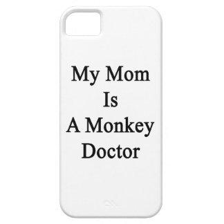 Meine Mamma ist ein Affe-Doktor iPhone 5 Cover