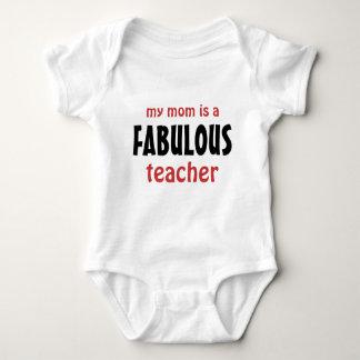 Meine Mamma ist ein fabelhafter Lehrer Babybody