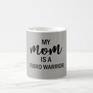 Meine Mamma ist eine Faser Krieger-Kaffee-Tasse Kaffeetasse