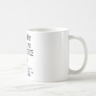 Meine Mamma unterrichtete mich… Kaffeetasse
