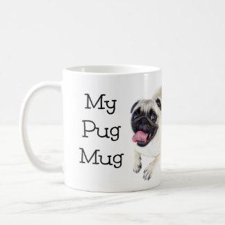 Meine Mops-Tasse Kaffeetasse