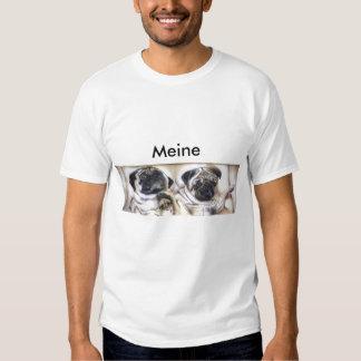 Meine Möpse T-shirt