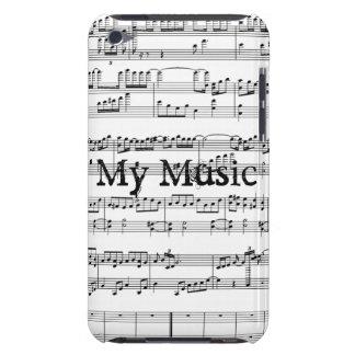 Meine Musik! iPod Touch Case