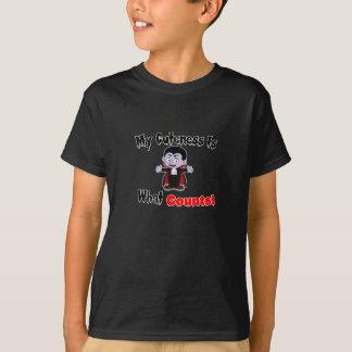 Meine Niedlichkeit ist, was Zählungs-Jungen-T - T-Shirt