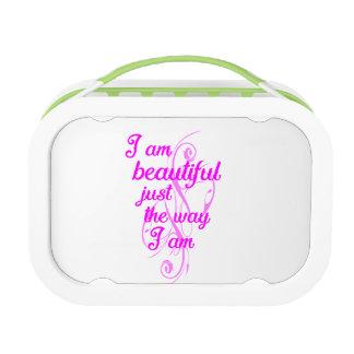 Meine Schönheit füllen mich auf Brotdose