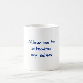 Meine SelbstTasse Kaffeetasse