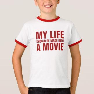 MEINE Shirts des LEBENS, EINES FILMS u. Jacken