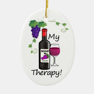 Meine Therapie Keramik Ornament