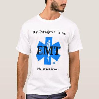 Meine Tochter ist ein EMT T-Shirt
