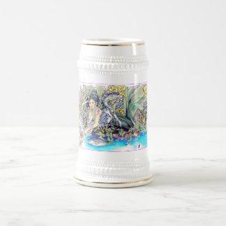 meine tropische Fantasie Bierglas