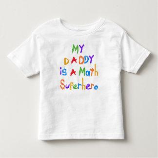 Meine Vati-Mathesuperhero-T - Shirts und Geschenke