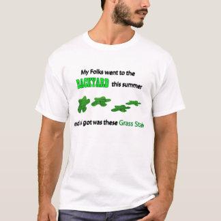 Meine Völker gingen zum Hinterhof dieser Sommer T-Shirt