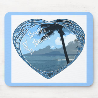 Meines Herzens in Hawaii Mousepads