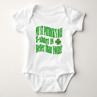 Meines St Patrick TagT - Shirt besser als Ihr