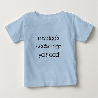 meines Vatis cooler als Ihr Vati Baby T-shirt