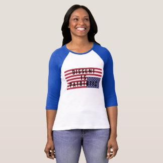 Meinungsverschiedenheit ist patriotisches Shirt