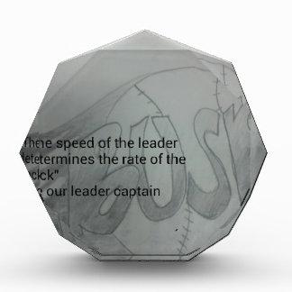 Meister Acryl Auszeichnung