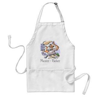 Meister-Bäcker Schürze