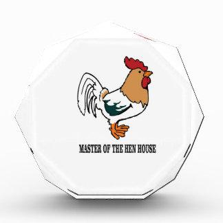 Meister des Hühnerstalls ja Auszeichnung