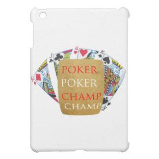 Meister des Poker-ART101 - Zazzle PlayingCards iPad Mini Schale