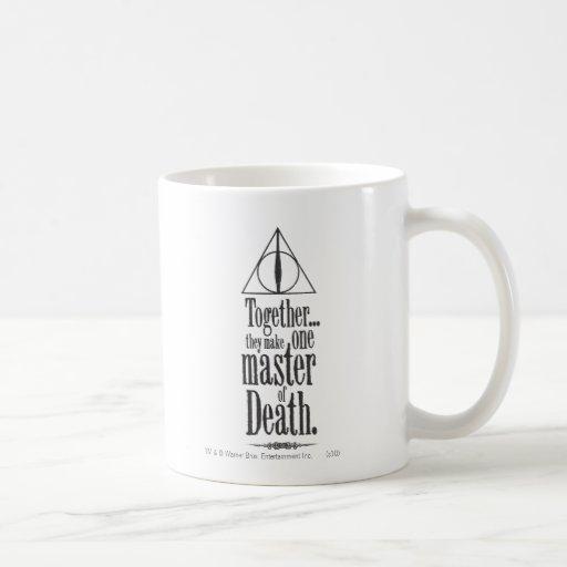 Meister des Todes Kaffee Tasse