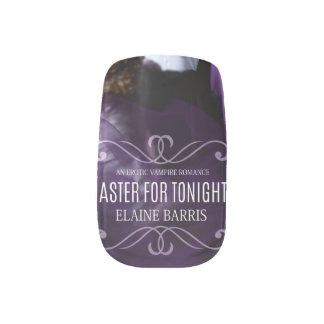 Meister für Nacht-Maniküre-Set Nagelkunst