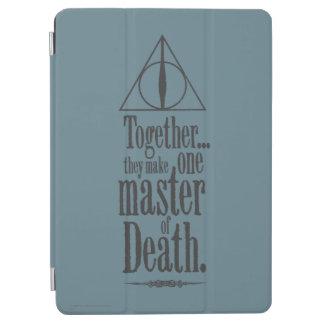 Meister Harry Potter-Bann-| des Todes iPad Air Hülle