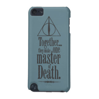 Meister Harry Potter-Bann-| des Todes iPod Touch 5G Hülle