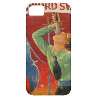 Meister-Klinge Swallower iPhone 5 Hüllen