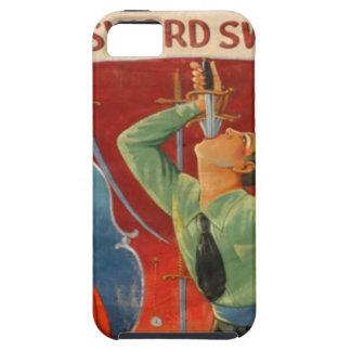 Meister-Klinge Swallower iPhone 5 Schutzhüllen
