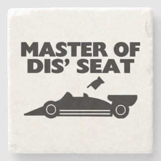 Meister von Seat-Rennwagen DIS Steinuntersetzer