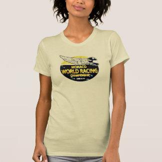 MEISTERSCHAFT des MONACOS der Frauen LAUFENDE T - T-Shirt