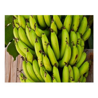 Meistgekaufte Banane themenorientiert Postkarte