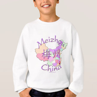 Meizhou-China Sweatshirt