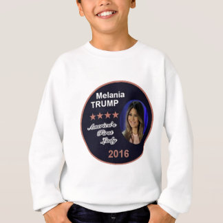 Melania-TRUMPF First Lady Sweatshirt