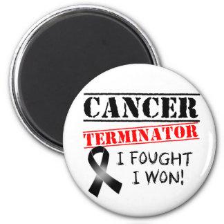 Melanom-Krebs-Abschlussprogramm Magnete