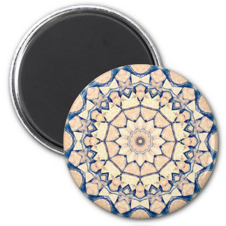 Meldet einen Kreis an Runder Magnet 5,7 Cm