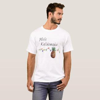 Mele Kalikimaka - der T - Shirt der