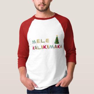 Mele Kalikimaka (hawaiische frohe Weihnachten) T-Shirt