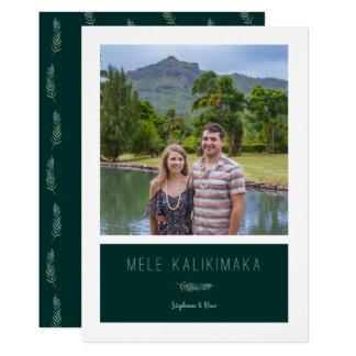 Mele Kalikimaka Karte