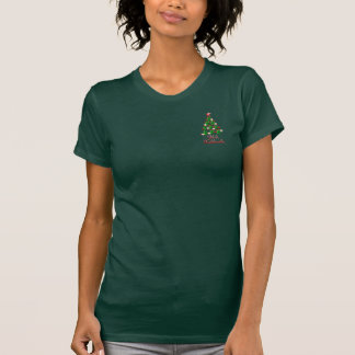 Mele Kalikimaka Meeresschildkröten T-Shirt
