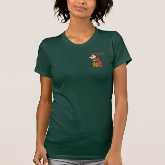 Mele Kalikimaka Weihnachtsananas T-Shirt