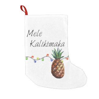 Mele Kalikimaka - WeihnachtsStrumpf Kleiner Weihnachtsstrumpf
