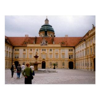 Melk Abtei, Österreich Postkarte