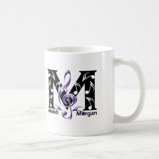 Melodi Morgan Fan-Seite Kaffeetasse