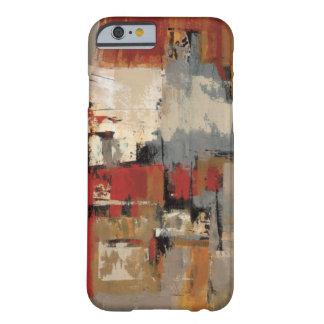 Melodie für Gitarre und Saxophon Barely There iPhone 6 Hülle