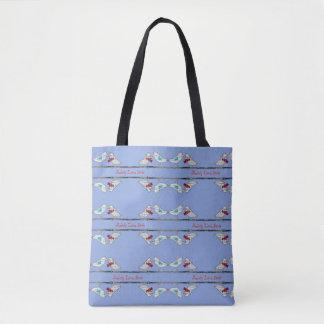 Melodien-Liebe-Vögel - Taschen-Tasche Tasche