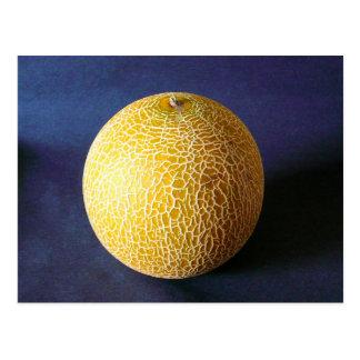 Melone/Kantalupe Postkarte